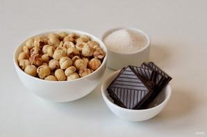 Шоколадно-ореховая паста - фото шаг 1