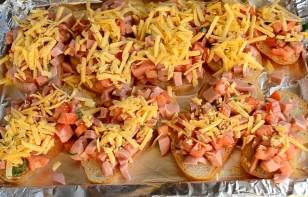 Горячие бутерброды на скорую руку - фото шаг 6
