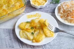 Запеченная картошка с сыром чеддер - фото шаг 8