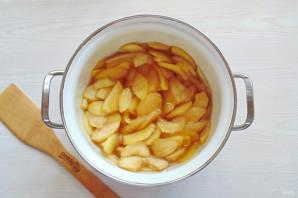 Карамельное варенье из яблок - фото шаг 9