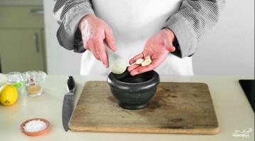 Салат из цикория - фото шаг 4