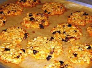 Овсяное печенье без муки - фото шаг 4