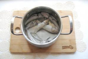 Уха из мелкой рыбы - фото шаг 2