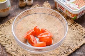 Салат с авокадо и оливками - фото шаг 2