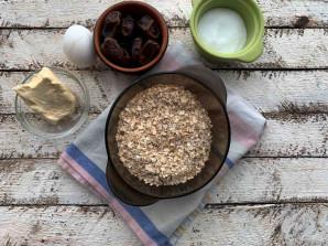 Овсяное печенье с финиками - фото шаг 1
