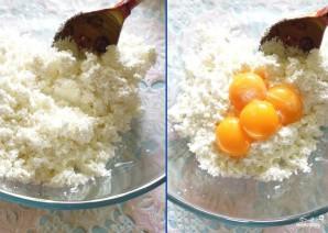 Творожно-ягодный пудинг - фото шаг 2