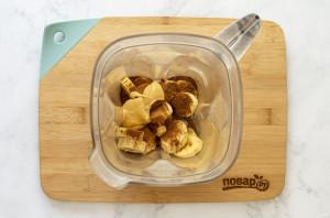 Ореховый смузи