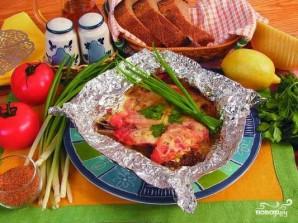 Бараньи ребрышки в духовке - фото шаг 6