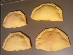 Быстрые пирожки на кефире - фото шаг 8