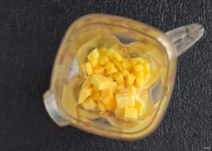 Сорбет из манго - фото шаг 2