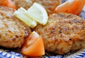 Рыбно-овощные котлеты - фото шаг 6