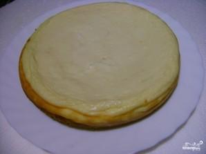 Творожный пирог с лимоном - фото шаг 9