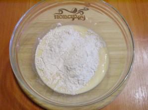 Воздушное тесто без дрожжей - фото шаг 5