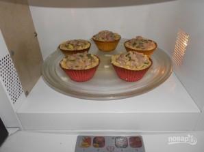 Тефтели в картофельных корзиночках - фото шаг 6