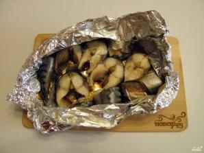 Рыба под кисло-сладким соусом - фото шаг 8