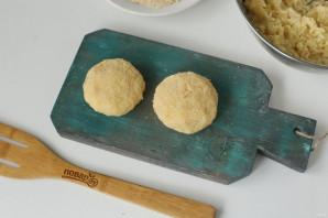 Котлеты из картофеля в мундире - фото шаг 6
