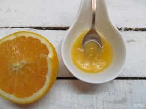 Рисовые палочки с апельсиново-медовым соусом  - фото шаг 14