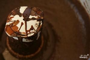 Шоколадные пирожные с фасолью и авокадо - фото шаг 3