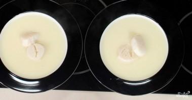 Суп из гребешков - фото шаг 5