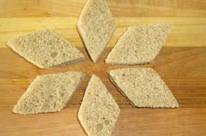 Бутерброды к празднику - фото шаг 2