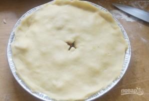 Мини-пироги с курицей, рисом и баклажанами - фото шаг 9