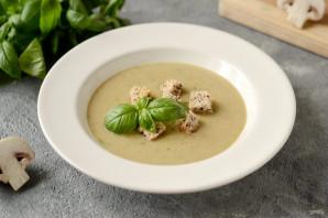 Грибной суп-пюре без сливок - фото шаг 8