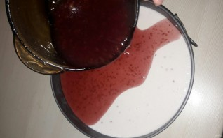 """Лучший рецепт сметанно-фруктового десерта с джемом """"Махеевъ"""" - фото шаг 4"""