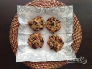 Печенье из фруктов, орехов и семечек - фото шаг 7