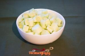 Рагу из баклажанов вкусное - фото шаг 3