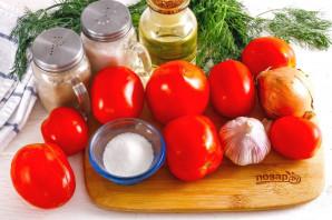 Испанский томатный соус - фото шаг 1