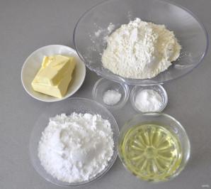 Суворовское печенье - фото шаг 1