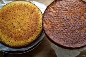 Морковный торт с ароматом апельсина - фото шаг 8