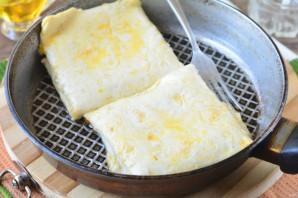 Пирожки из лаваша с творогом - фото шаг 9