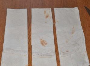 Пирожки из лаваша - фото шаг 2