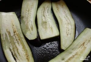 Жареные баклажаны с чесноком - фото шаг 4