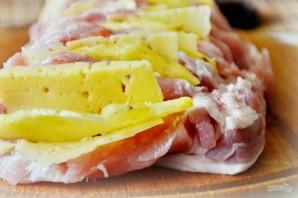 Мясо с ананасами - фото шаг 3