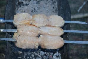Шашлык из карбоната свинины - фото шаг 9
