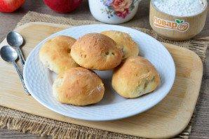 Печенье на кефире с яблоками - фото шаг 9