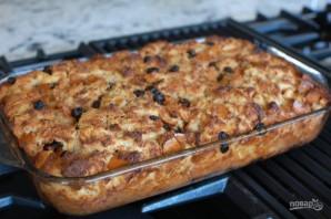 Хлебный пудинг с соусом - фото шаг 7