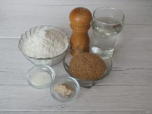 Хлеб для диабетиков в хлебопечке - фото шаг 1
