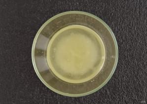 Постный пирог с клубникой - фото шаг 3