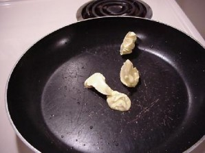 Гигантский швейцарский бургер с грибами - фото шаг 14