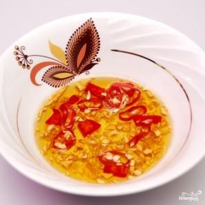 Спагетти алио олио - фото шаг 5