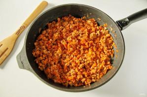 Макароны по-флотски с морковью - фото шаг 7