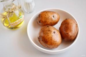 Хрустящие картофельные чипсы  - фото шаг 1