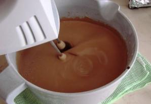Блинчики с какао - фото шаг 4