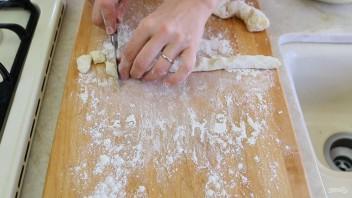 Пшеничные клёцки - фото шаг 4