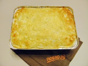 Картофельная запеканка с фаршем - фото шаг 6