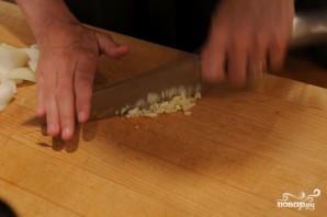 Лечо из перца и лука - фото шаг 5