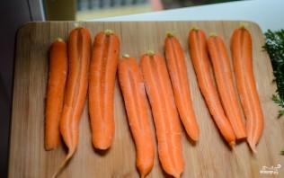 Морковный тарт - фото шаг 1